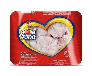 [FRANGO BOM TODO] Coxinha da asa (bandeja 1kg)
