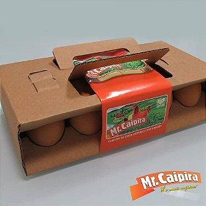 [TAPUIO] Ovos Mr. Caipira (10 unidades)