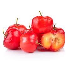 Acerola  (bandeja 500g)