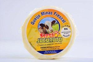 [SERTÃO JUCURUTU] Queijo Minas frescal (aprox. 420g)