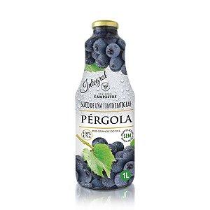 Suco de uva tinto integral - PÉRGOLA (1Litro)