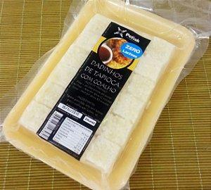 [PETISK] Dadinho de tapioca com queijo de coalho zero lactose (24 unidades)