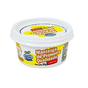 [CLAN] Manteiga com sal (200g)