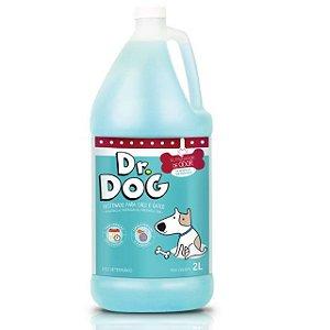 Eliminador de maus odores e higienizador pet concentrado Dr. Dog Soneca 2L