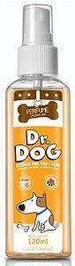 Perfume Cães e Gatos Carinho Bom Dr. Dog 120ml alta fixação unissex