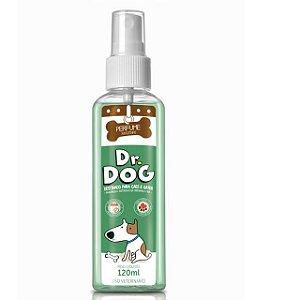 Perfume Cães e Gatos Xodozinho Dr. Dog 120ml alta fixação cheirinho de bebe