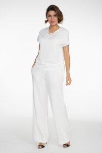 Blusa off white
