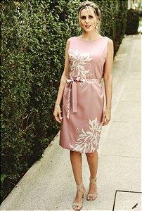Vestido Condotti Rosa
