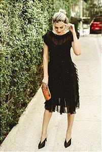 Vestido Carven Preto