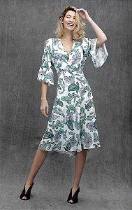 Vestido Joana Verde