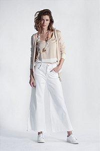 Calça Jeans CB Off White