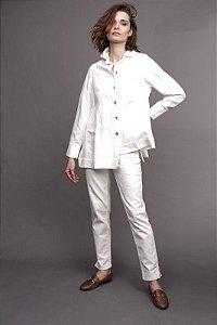Camisa Luneta CB Melboune Off White