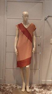 Vestido Claudel Rosa