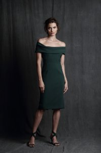 Vestido Gabrielle Verde