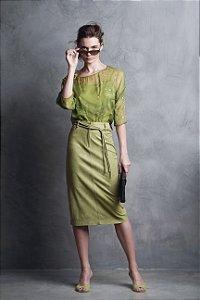 Blusa Batik Verde