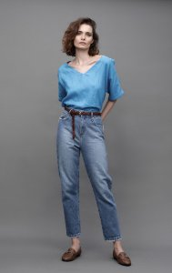 Blusa Lille Azul