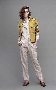 Jaqueta Valentina Dourada