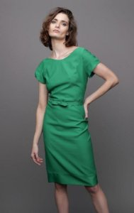 Vestido Leonard Verde