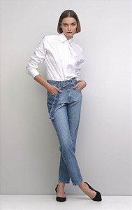 Camisa Tricoline Etro Branco