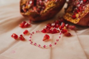 Pulseira Zircônia Rosa Prata 925