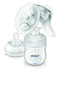 Extrator manual de leite linha pétala - Avent
