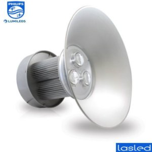 Luminária LASLED SMD Industrial 240 Watts - LED Chip Philips