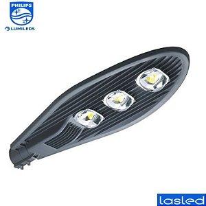 Luminária LASLED Pública Street Pétala 180 Watts - LED Chip Philips