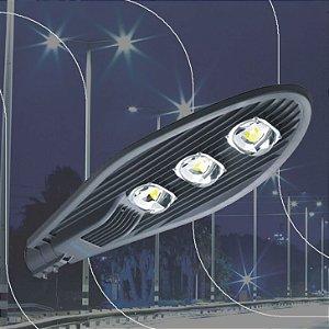 Luminária LASLED Pública Street Pétala 225 Watts - LED Chip Philips