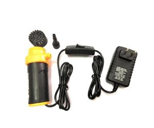 Mini Bomba Submersível 12v ABS 480L/H - Pronta Entrega