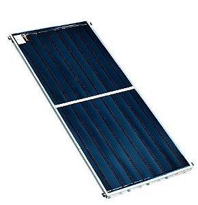 Placa Coletora de Aquecimento Solar Banho 1.75 X 1 Metros - Vidro e Inox