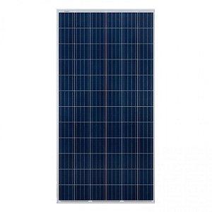 Painel Solar Fotovoltaico Policristalino 330Wp - Produção Nacional 25 Anos de Garantia