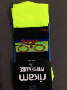 MEIA BIKE AND RUNNING STYLE RIKAM / MASCULINA