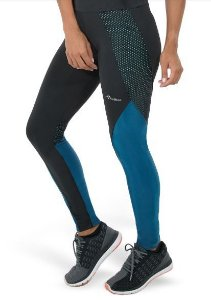 LEGGING BUTTER | PRETO E VERDE USINA