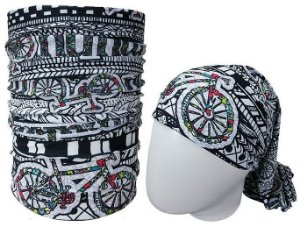 BANDANA TUBULAR MUHU | BIKE ART