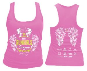 REGATA LET´S RUN GIRLS | SUMMER EDITION