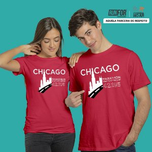 CAMISETA MAJORS COLECTION |CHICAGO