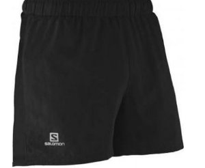 SALOMON - SHORT RACE LONG - PRETO