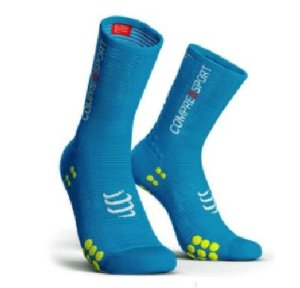 MEIA COMPRESSPORT BIKE - AZUL