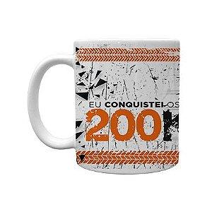 CANECA DESAFIO 200K