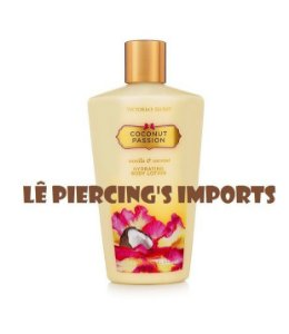 Hidratante Corporal Coconut Passion Victoria's Secret Body Lotion 250ml
