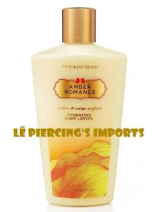 Hidratante Corporal Amber Romance Victoria's Secret Body Lotion 250ml