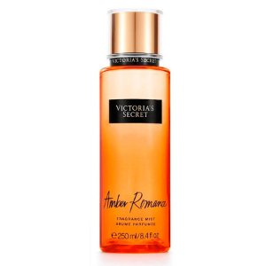 Body Splash Amber Romance Victoria's Secret Body Mist 250ml