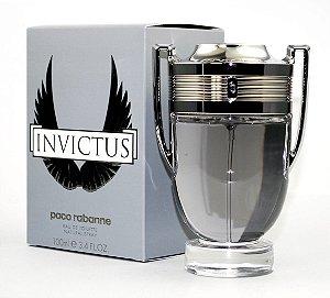 Perfume Invictus 100ml Paco Rabanne Eau de Toilette Masculino