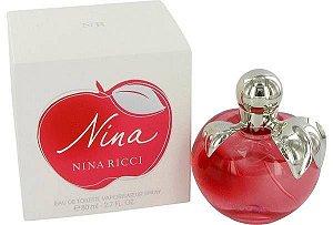 Perfume Nina 80ml Nina Ricci Eau de Toilette Feminino