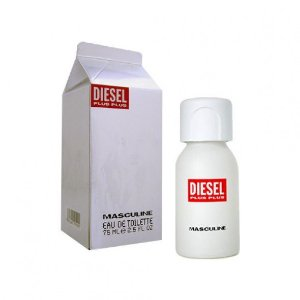 Perfume Diesel Plus Plus 75ml Diesel Eau de Toilette Masculino