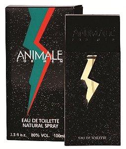 Perfume Animale 100ml Eau De Toilette Masculino