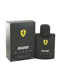 Perfume Ferari Black 125ml Ferrari Eau De Toilette Masculino