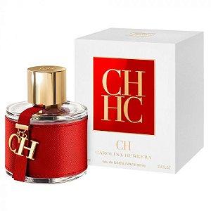 Perfume CH 100mlCarolina Herrera Eau de Toilette Feminino