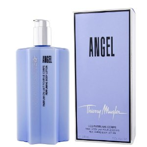 Hidratante Corporal Angel 200ml Thierry Mugler Body Lotion Feminino