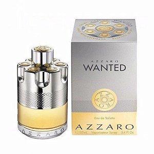 Perfume Wanted 100ml Azzaro Eau de Toilette Masculino